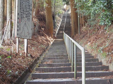 IMGP5490霞神社参道.JPG